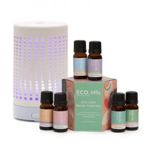 Tranquil diffuser and essential oils blends for kids