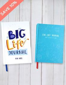 Big Life Journal-Daily Edition and 2nd Edition bundle (ages 6-11)